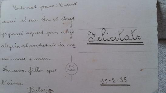 Todo lo estudió en catalán